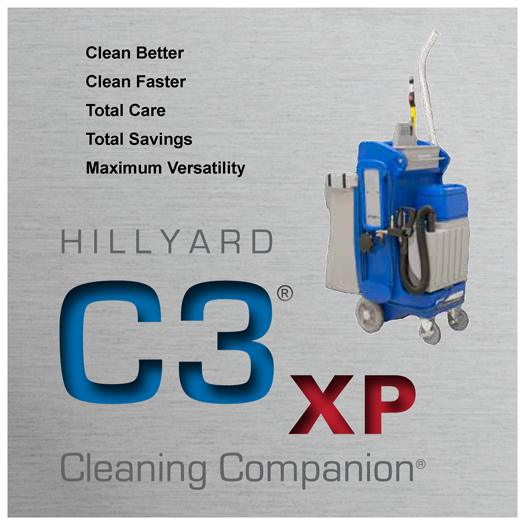Hillyard C3 Restroom Cleaning : Baxter clean care
