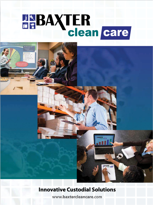 Baxter CleanCare Brochure